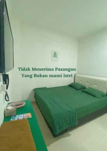 Anugrah Inn Tangerang - Double Room Standard Regular Plan