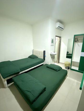 Anugrah Inn Tangerang - Twin Room Standard Regular Plan