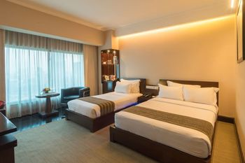 Manhattan Hotel Jakarta - Executive Triple for 3 Persons Room Only Regular Plan