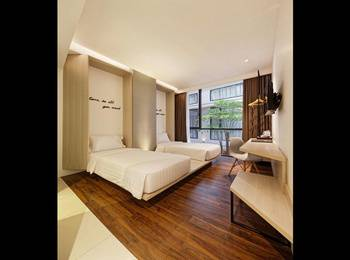 Delua Hotel Jakarta - Superior Room Only Regular Plan