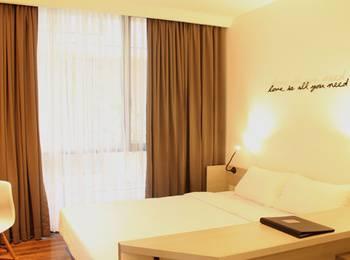 Delua Hotel Jakarta - Superior Room Regular Plan