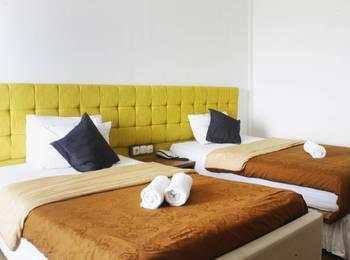 Hotel Graha Widjaja Puncak - Deluxe With Breakfast Regular Plan