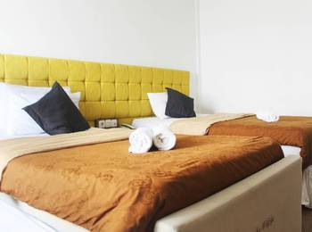 Hotel Graha Widjaja Puncak - Deluxe Room Only Regular Plan