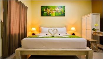 The Rani Garden Bed & Breakfast Bali - Studio Double Regular Plan