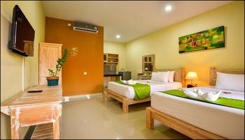 The Rani Garden Bed & Breakfast Bali - Studio Twin Regular Plan