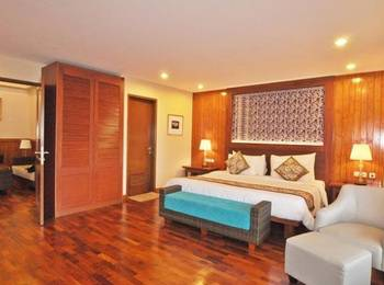 Puncak Pass Resort Cianjur - Studio Suite Room Save 20%