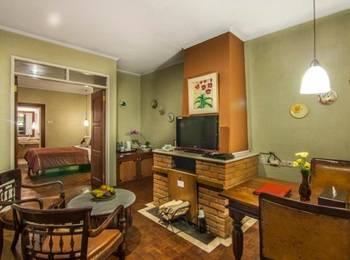 Puncak Pass Resort Cianjur - Executive Deluxe Room Regular Plan