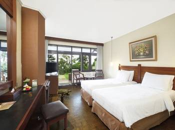 Puncak Pass Resort Puncak - Deluxe Room Sweet September Weekdays Promo