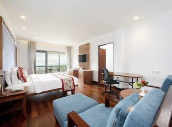 Puncak Pass Resort Bogor - Executive Deluxe Room promo merdeka 2020