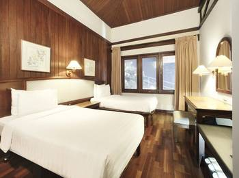 Puncak Pass Resort Bogor - Studio Suite Room Regular Plan