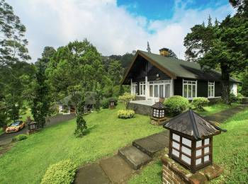 Puncak Pass Resort Bogor - Suite Room Regular Plan