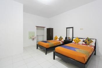 SPOT ON 2042 Ijen Creater Family Residence Syariah Banyuwangi - SPOT ON Twin Regular Plan