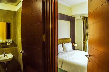 Marbella Hotel Dago Bandung - 1 Bedroom Deluxe Suite Regular Plan