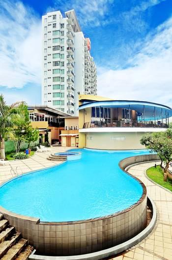 Marbella Hotel Dago Bandung
