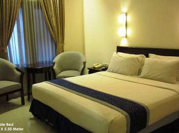 Grand Orchid Hotel Solo - Superior - Room Only Regular Plan