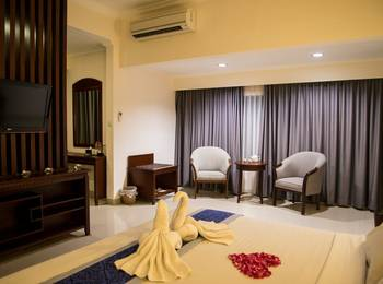 Grand Orchid Hotel Solo - Studio Suite - with Breakfast Regular Plan