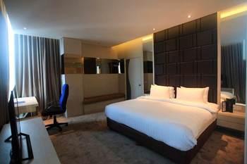 LA'RIZ Wthree Lagaligo Makassar - Executive Family Room Regular Plan
