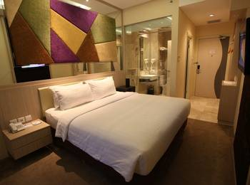 LA'RIZ Wthree Lagaligo Makassar - Superior King Room Only Regular Plan