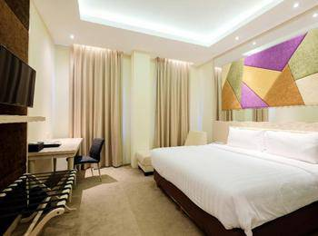 LA'RIZ Wthree Lagaligo Makassar - Deluxe Room Only Regular Plan