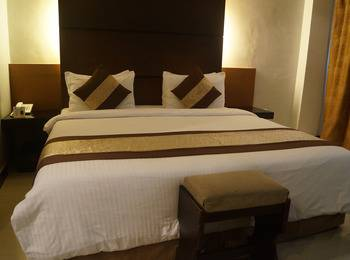 Hotel Surya Duri Bengkalis - Luxury Double Room Lantai 2 / Lantai 3 Regular Plan