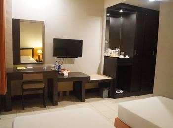 Hotel Surya Duri Bengkalis - Moderate Twin Room Regular Plan