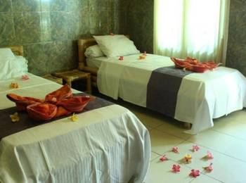Krisna Bungalow and Restaurant Lombok - Budget  Twin  Room Regular Plan