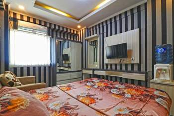 The Suites Metro Apartment By King Property Bandung - Studio Room Regular Plan