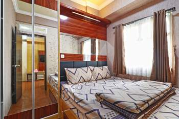 The Suites Metro Apartment By King Property Bandung - Suite King For 4 Person Stay More, Pay Less