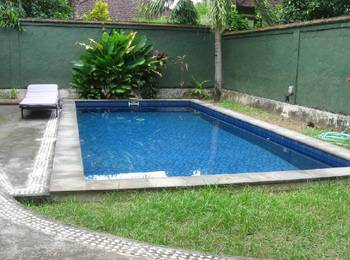 Mahalini 1 Bali - One Deluxe Bedroom Villa Sharing Pool Regular Plan