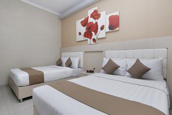 Hotel Atalie Malioboro by Yuwono Yogyakarta - Deluxe Room Only Regular Plan
