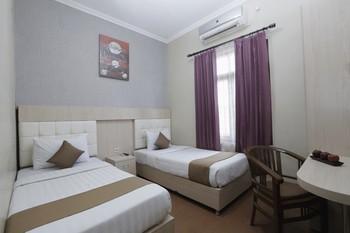 Hotel Atalie Malioboro by Yuwono Yogyakarta - Superior twin Room Only Regular Plan