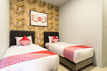 OYO 360 Mangaan Residence Medan - Standard Twin Room Regular Plan