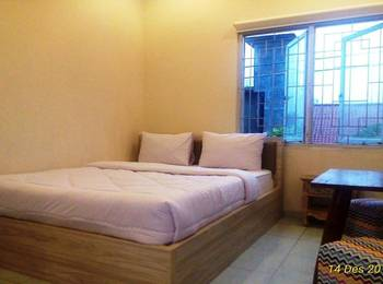 BB Hostel Bali - Standard Double Room Only Regular Plan
