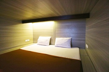 BB Hostel Canggu - Double Bed in Mixed Dormitory Room Only NR Min 3N, 40%