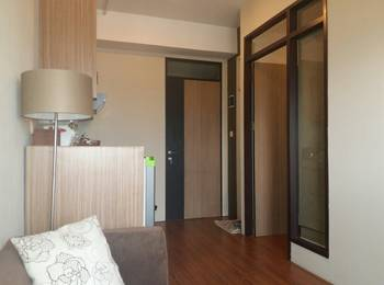 High Livin Apartment Bandung - Family Apartment 2 Bedroom Regular Plan