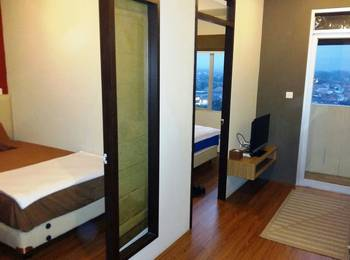 High Livin Apartment Bandung - 2 Bedrooms Apartment Last Minute Deal