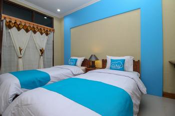 Airy Umbulharjo Kusumanegara 114 Yogyakarta Yogyakarta - Standard Twin Room Only Regular Plan