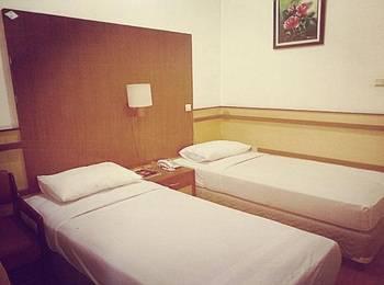 Hotel Lodaya Bandung - Standard Room Only Save 30%