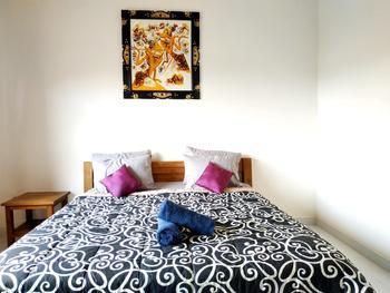 Lestari Homestay Bali - Deluxe Double or Twin Room Regular Plan