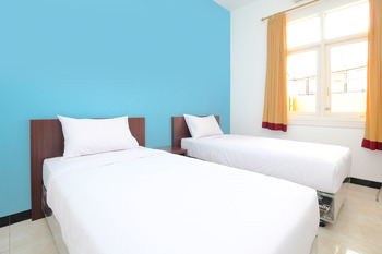 Sky Residence Simpang Lima 1 Semarang Semarang - Superior Twin Room Only Regular Plan