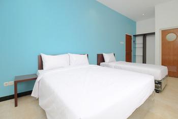 Sky Residence Simpang Lima 1 Semarang Semarang - Family Room Only Regular Plan