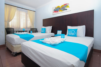 Airy Eco Sanur Bypass Ngurah Rai 23 Bali - Standard Twin with Breakfast Regular Plan