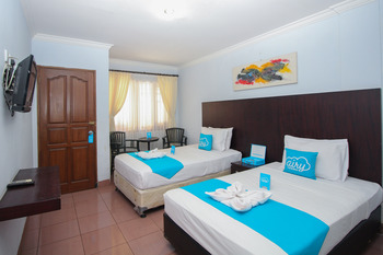 Airy Eco Sanur Bypass Ngurah Rai 23 Bali - Standard Twin Room Only Regular Plan