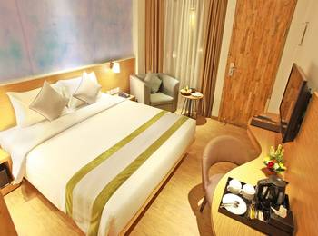 Horison Jimbaran Hotel Bali - Deluxe Double Room with Breakfast Basic Deal