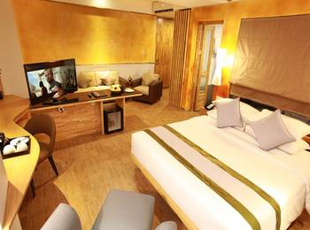 Horison Jimbaran Hotel Bali - Executive Suite Room Basic Deal