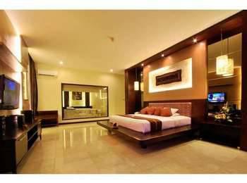 Pelangi Bali Hotel & Spa Bali - Kamar Suite Regular Plan
