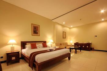 Pelangi Bali Hotel & Spa Bali - Kamar Super Deluxe Regular Plan