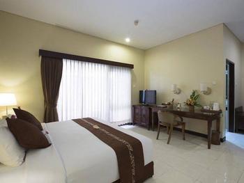 Pelangi Bali Hotel & Spa Bali - Deluxe Room Regular Plan