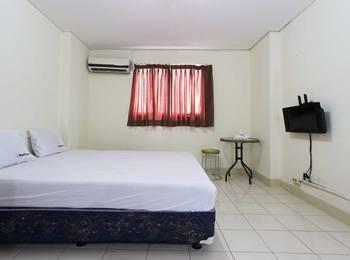 RedDoorz Apartment @Pulo Gadung Jakarta - RedDoorz Room Regular Plan