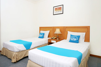 Airy MT Haryono KM 3.5 Tanjung Pinang - Standard Twin Room With Breakfast Special Promo Oct 50
